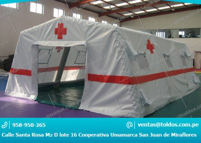 Carpas Humanitarias 004