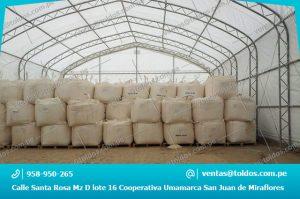 Carpas Mineras en Lima