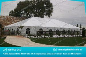 Carpas para Aniversarios de Empresas en Lima
