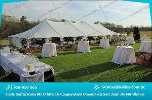 Carpas para Eventos Bodas y Matrimonios en Lima