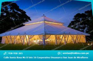 Carpas para Eventos y Reuniones Elegantes en Lima