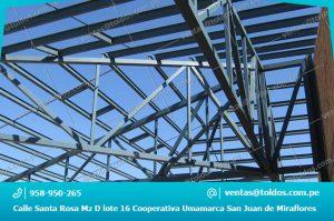 Estructuras Metálicas para Edificios y Construcciones en Lima