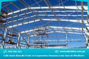 Estructuras Metálicas en Lima