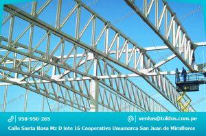 Estructuras Metálicas para Eventos y Construcciones en Lima