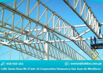 Estructuras Metálicas 006