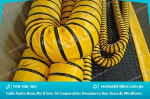 Mangas de Ventilación en Lima