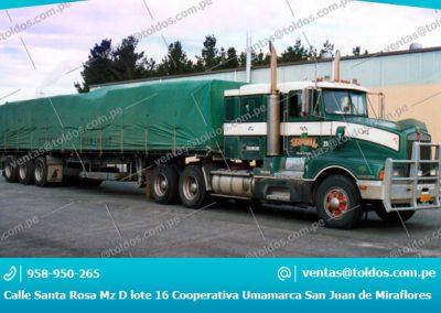 Toldos para Camiones y Trailers 003
