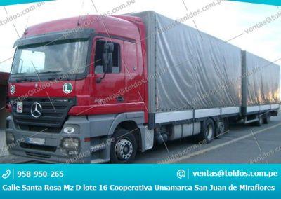 Toldos para Camiones y Vehiculos Pesados 008