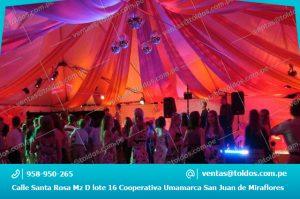 Toldos para Eventos y Fiestas